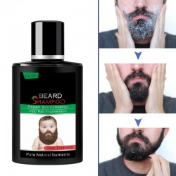 Vitamin rich beard shampoo - cleansing - nourishing