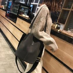 Vintage - shoulder - crossbody bag - large capacity leather handbag