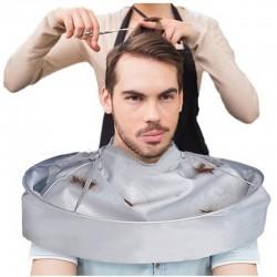 Hair Warp - DIY Hair cutting cloak - salon cape