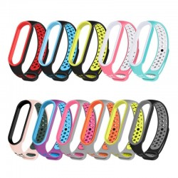 Silicone wristband - watchband - Xiaomi Mi Band 5