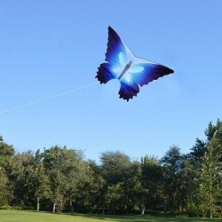 Butterfly hard-winged kite - nylon - outdoor - kites - children - toys