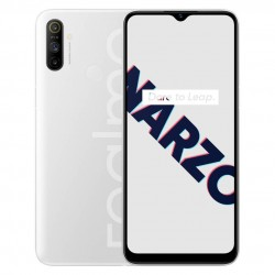 Realme Narzo 10A IN Version - dual sim - 6.5 inch - 5000mAh - Android 10 - 3GB 32GB - Helio G70 - 4G