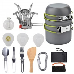 Outdoor - Picnic - Tableware - Camping Pot - Set