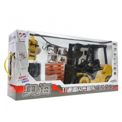 Forklift Truck - RC - Remote Control - Auto - LED