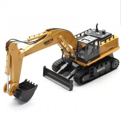 RC Excavator Car - Remote Control - Electronic