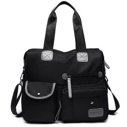 Waterproof nylon - crossbody - shoulder bag