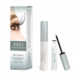 Eyelash Growth Enhancer - Natural Medicine - Eyelash Serum