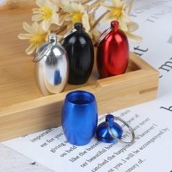 Portable - Pill Case - Key Ring