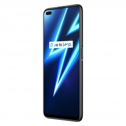 Realme 6 Pro EU Version - dual sim - 6.6 inch - FHD+ - 90Hz - NFC - Android 10 - 64MP - 6GB 128GB - 4G smartphone - blue