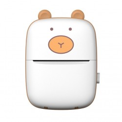 Smart Pocket - Mini Printer - HD - Portable - BT - Wireless - Cute