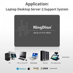 KingDian - SSD - Internal Solid State Drive - 1TB