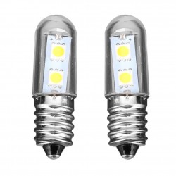 1.5W - E14 - 5050 SMD - LED bulb - for fridge