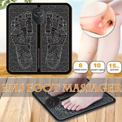Electric - EMS Foot Massager - Physiotherapy Therapy