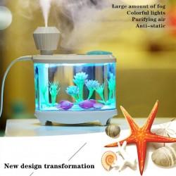 Air Humidifier - 460ml - Aroma Oil