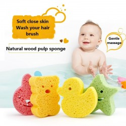 Bath Brushes - Baby - Infant Shower - Sponges