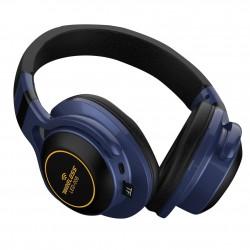 Wireless - Bluetooth sports headphones - headset - microphone - Led