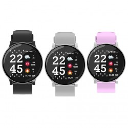 Smart Watch W8 - health monitoring - multi-function sports bracelet