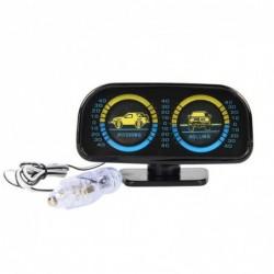 Multifunction car compass -...