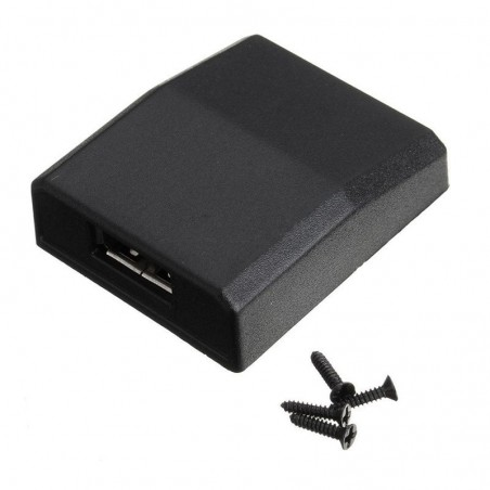 Solar panel folding box - case - USB - for charger - 5V 2A