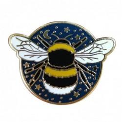 Bumblebee with star / moon...