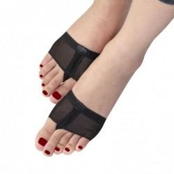 Half foot cover socks - padded - ballet / gymnastics / belly dance