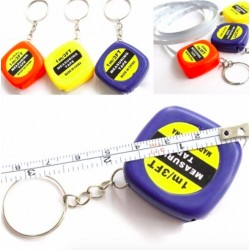 Mini measuring tape 1m - keychain
