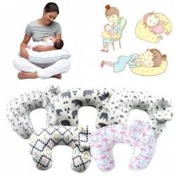 Stillkissen - mit Baby-Kopfschutzkissen - U-Form