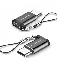Micro USB type-C adapter - 3 in 1 converter - OTG connector
