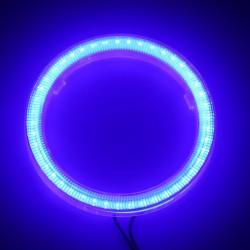 Car / motorcycle headlight - COB - LED - DRL - angel eye - Halo Ring lamp - 12V