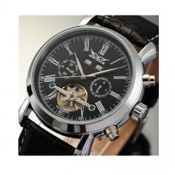 Jaragar Luxury Auto Mechanical Automatic Men's Watch
