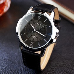 Luxury Business Quartz Men's Watch