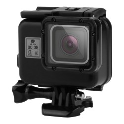 GoPro Hero 5 Black Edition 45m Underwater Waterproof Protective Cover Mount Case