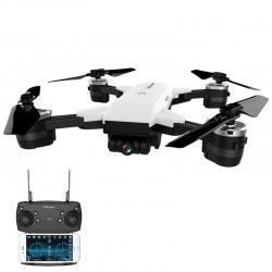 JDRC JD-20 JD20 WIFI FPV With 2MP Wide Angle Camera Hold Mode RC Drone Quadcopter RTF