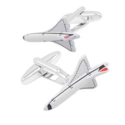 Aircraft Airplane Cufflinks