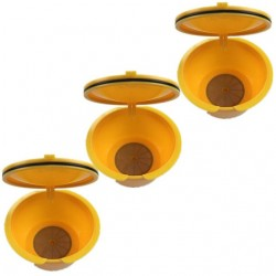 Dolce gusto refillable reusable coffee capsules 3 pcs