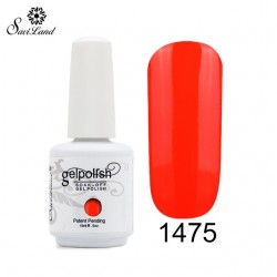 UV LED gel nail polish varnish 15ml