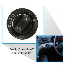 Audi A4 S4 8E B6 B7 2000-20007 headlight fog light switch