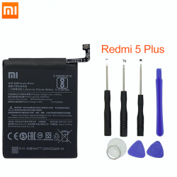 Xiaomi Redmi 5 Plus 4000mAh high capacity polymer original battery BN44