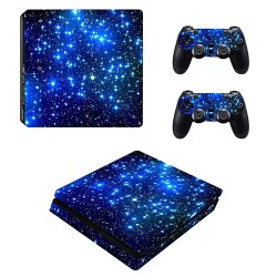 Playstation 4 Slim - PS4 skin cover sticker set