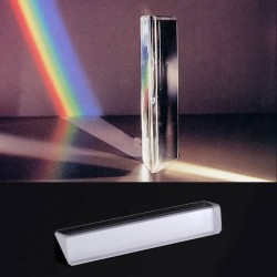 K9 optical glass right angle reflecting triangular prism