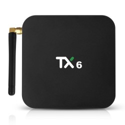Tanix TX6-P Allwinner H6 2GB 16GB 2.4G WIFI Android 4K TV Box