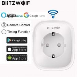 BW-SHP2 WIFI - 220V 16A - smart socket - EU plug - remote control - timing switch