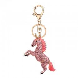Crystal Unicorn - Keychain