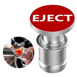 12V EJECT & FIRE MISSILE - car lighter push button