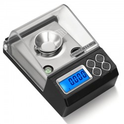 0.001g 20g 30g 50g - carats counting - precision digital electronic jewelry scale