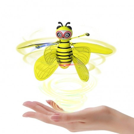 Mini induction bee - flying toy
