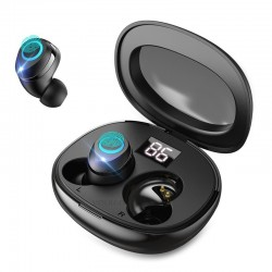 8D 5.0 Bluetooth wireless earphones - touch control - handsfree headset