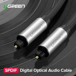 Ugreen Toslink - digital optical cable - audio adapter 1m - 1.5m - 2m - 3m