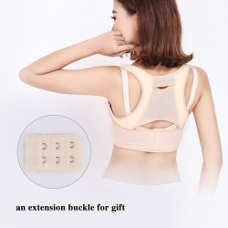Back posture corrector - orthopaedic corset - upper back & shoulder & spine & clavicle - support belt